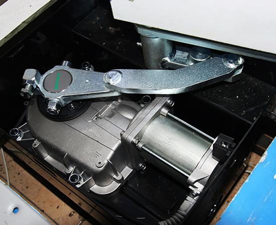 Motor cổng âm sàn Beninca BA500 DC 24v