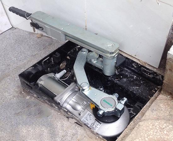 Motor cổng âm sàn Beninca BA500